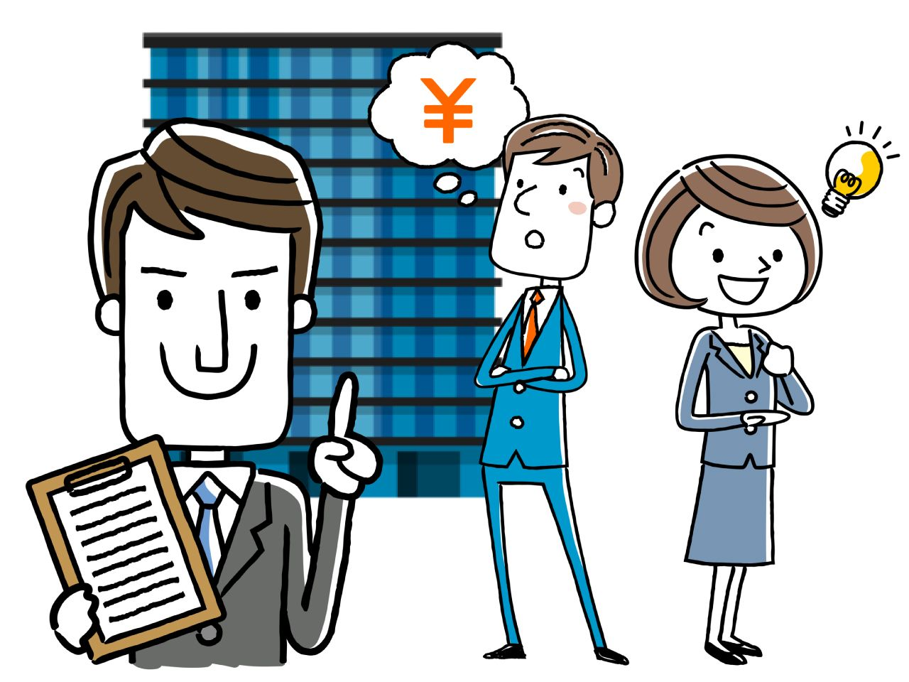 施設長・管理者の必要な資格についての解説イメージイラスト