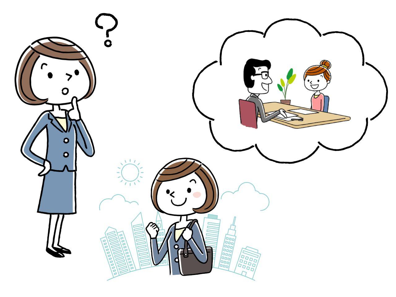 介護の経験をアピールするために必要な職務経歴書の書き方についてのイメージイラスト